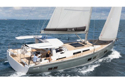 Hanse 588 for charter in Croatia from €8,450 / week