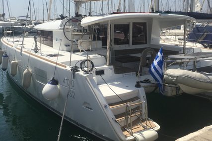 Lagoon 400 S2 for charter in Greece from €3,500 / week