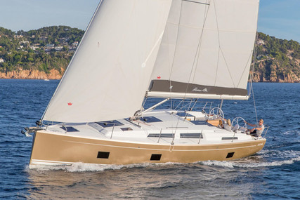 Hanse Hanse 418 for charter in Portugal from €2,700 / week