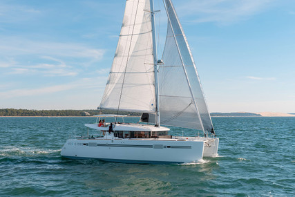 Lagoon 450 Sport for charter in Cape Verde from €4,500 / week