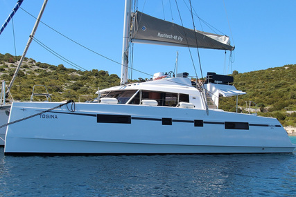 Catamarans Nautitech Nautitech 46 Fly for charter in St Lucia from €4,950 / week