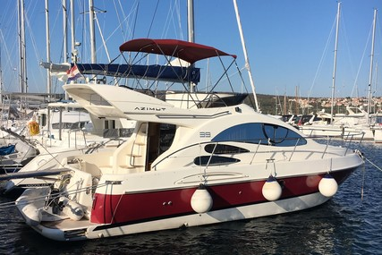 Azimut Yachts AZIMUT 39 for charter in Croatia from €3,900 / week