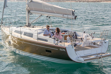 Hanse 388 for charter in Spain from €2,400 / week