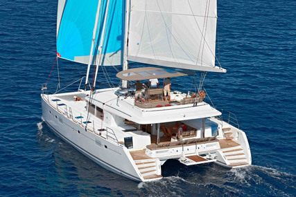 Lagoon 560 for charter in Italy from €11,000 / week