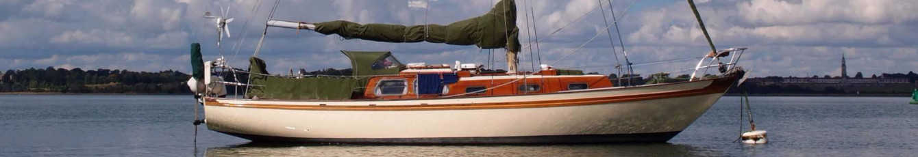 Thumb laurent giles centreboard sloop 1964 for sale dartmouth devon united kingdom 001