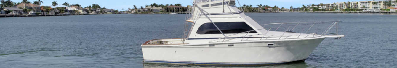 Thumb egg harbor 35 sport fisherman 1986 for sale marco island florida united states of america 001