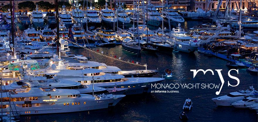 Monoco Yacht Show