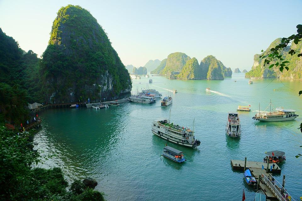 Vietnam Yachting Destinations