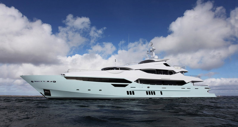 Sunseeker Superyacht