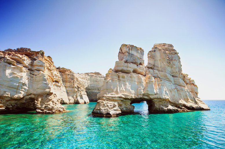 Milos-Greek Island