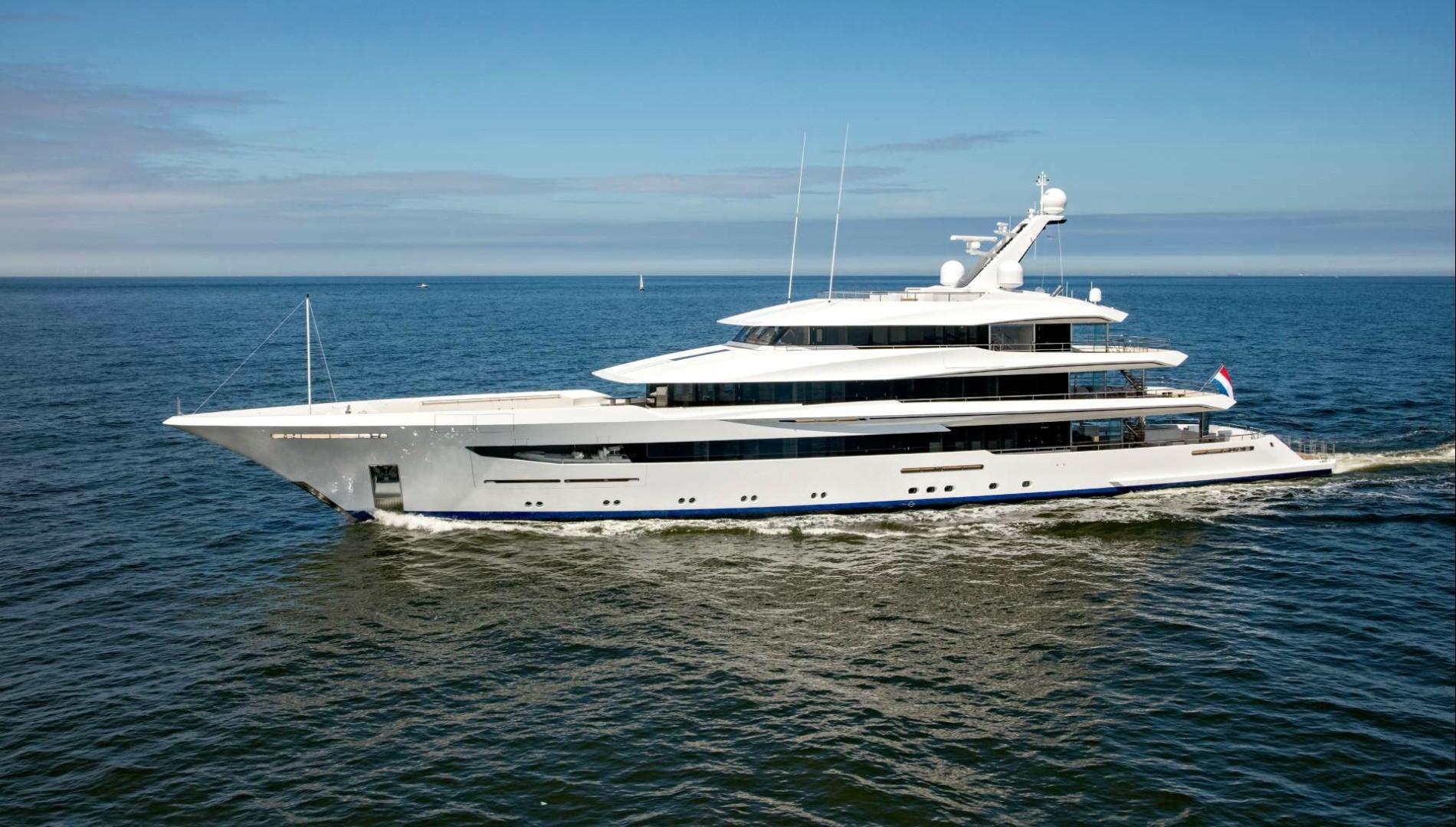Joy Luxury Yacht