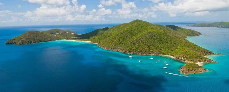 Guana Island in BVI