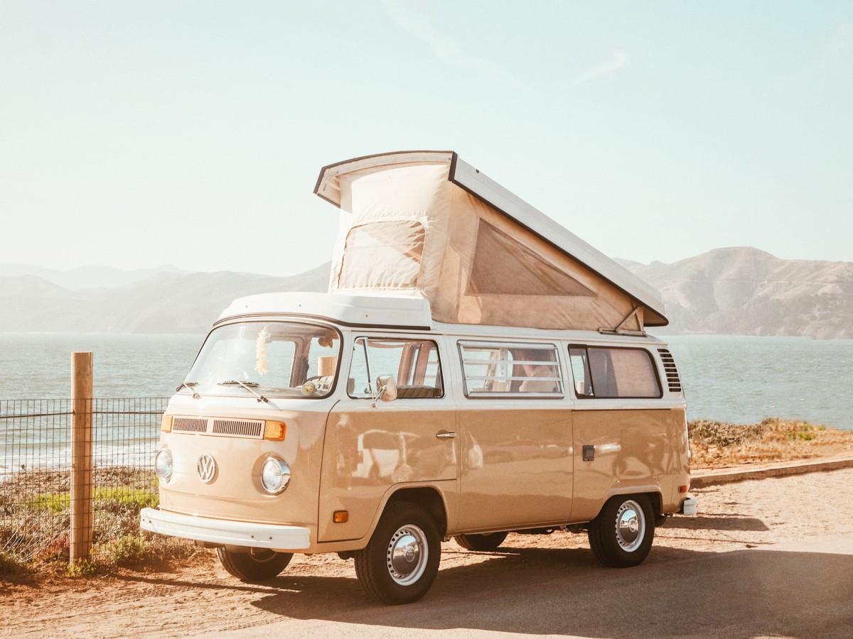 Boho Camper Van Home