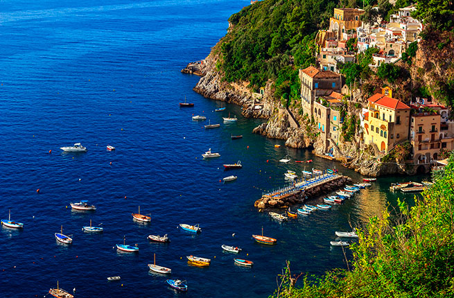 Image of Amalfi Coast