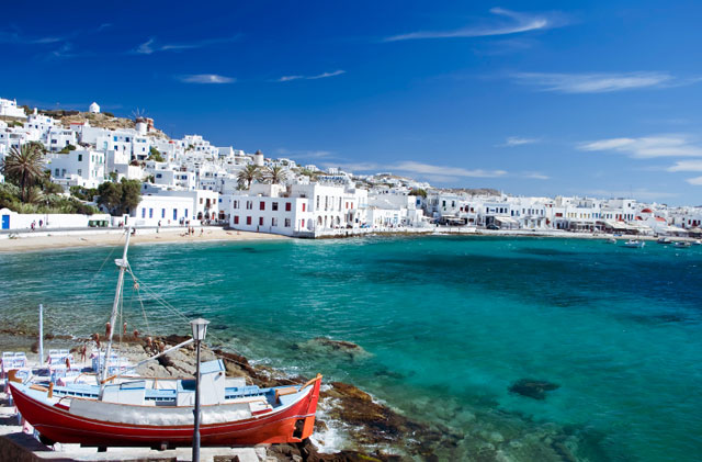 Image of Cyclades Islands