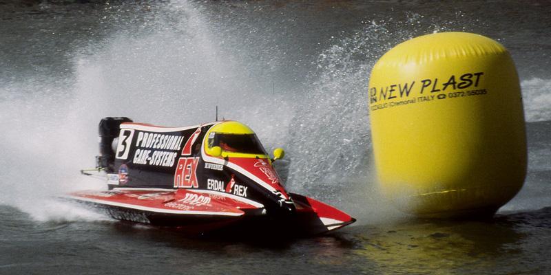 Formula 1 powerboat racing