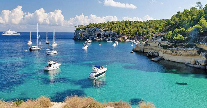 Mallorca the Best Boating Destination