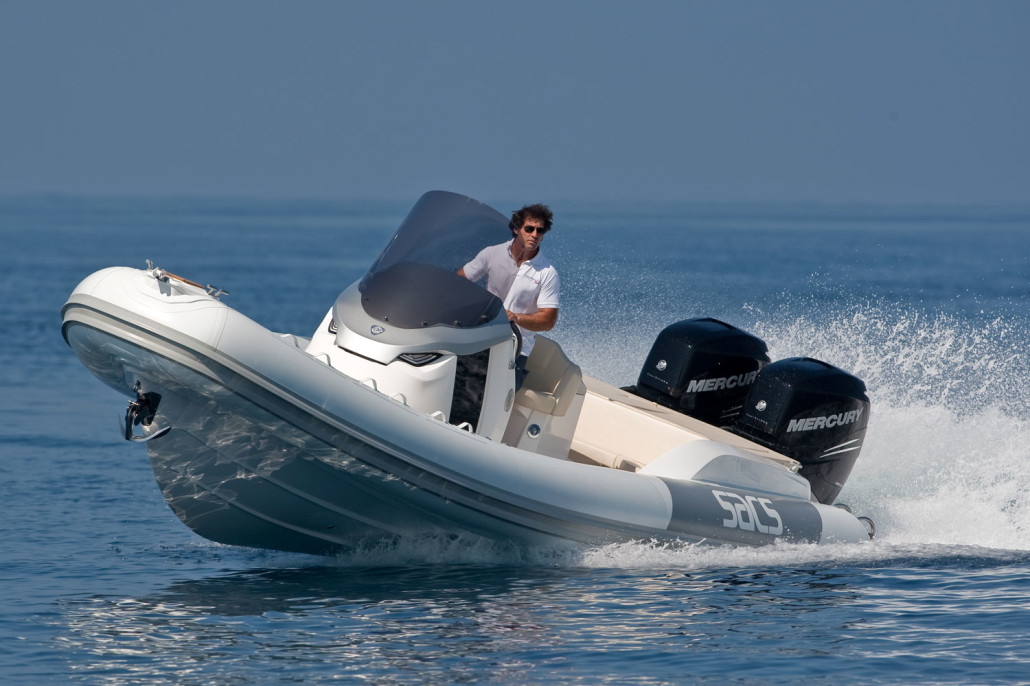 SACS RIB Boat
