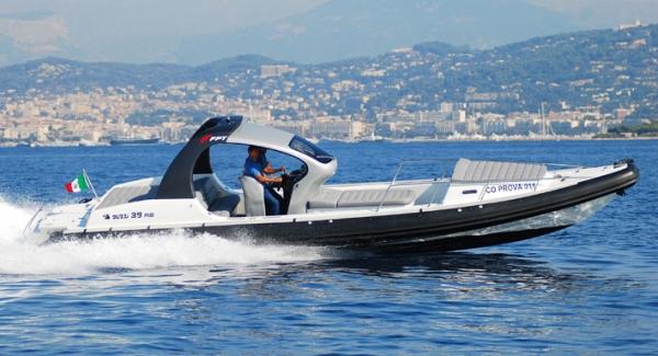 Fabio Buzzi RIB Boat