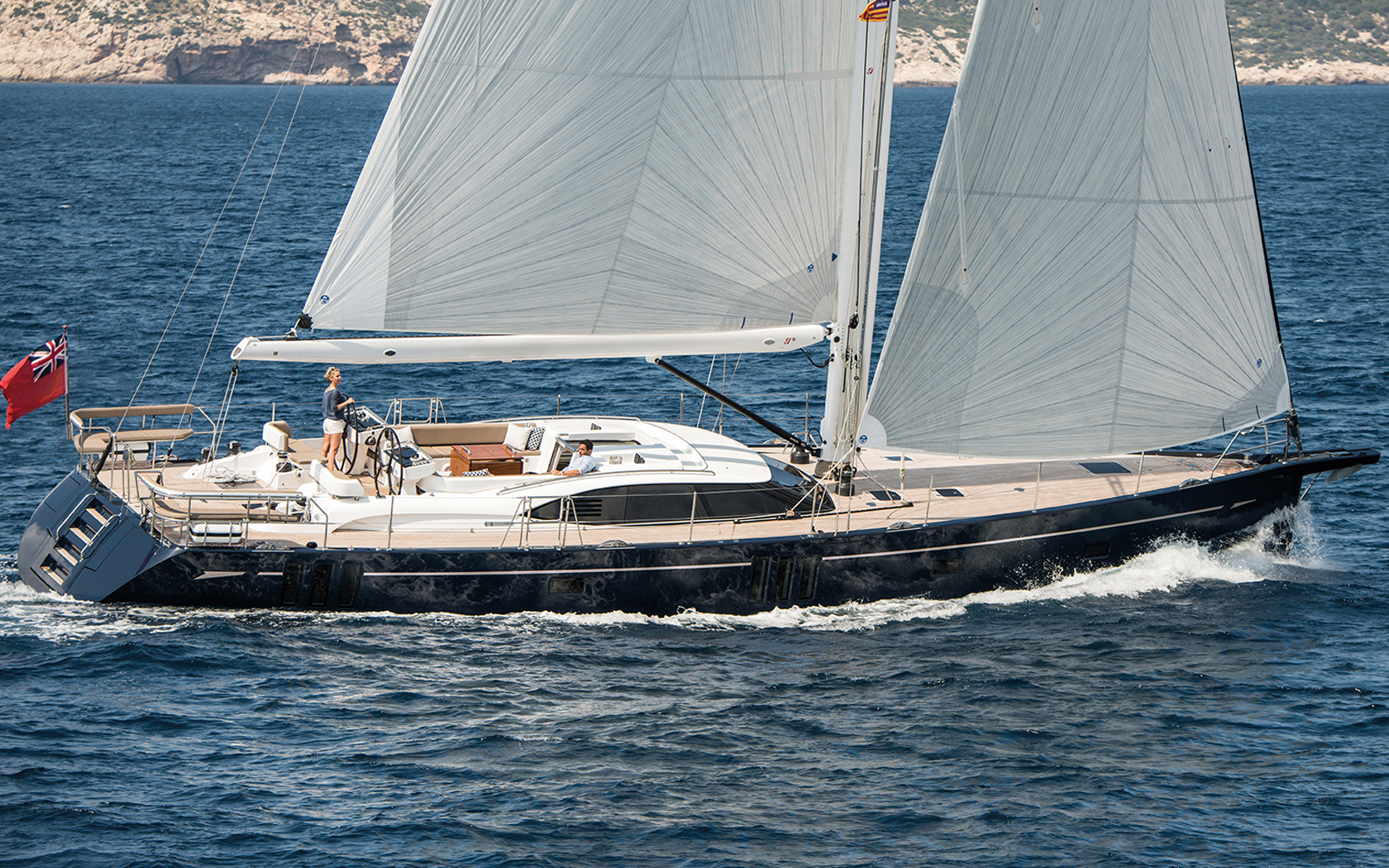 Oyster 675 Boat