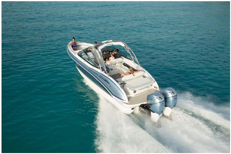 Formula 310 Bowrider Boat