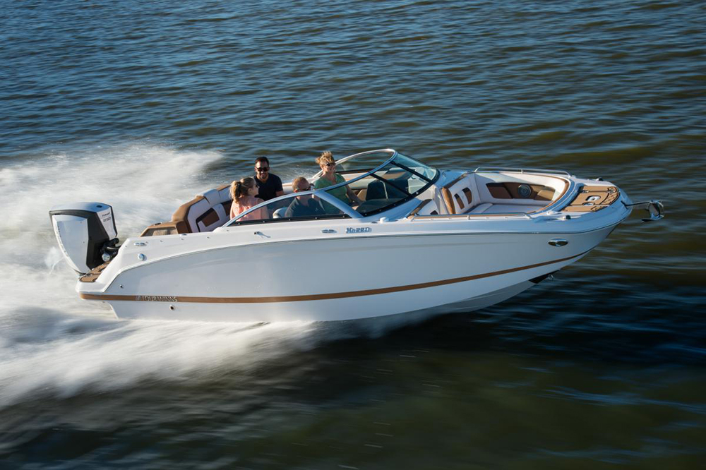 Four Winns HD220 Boat