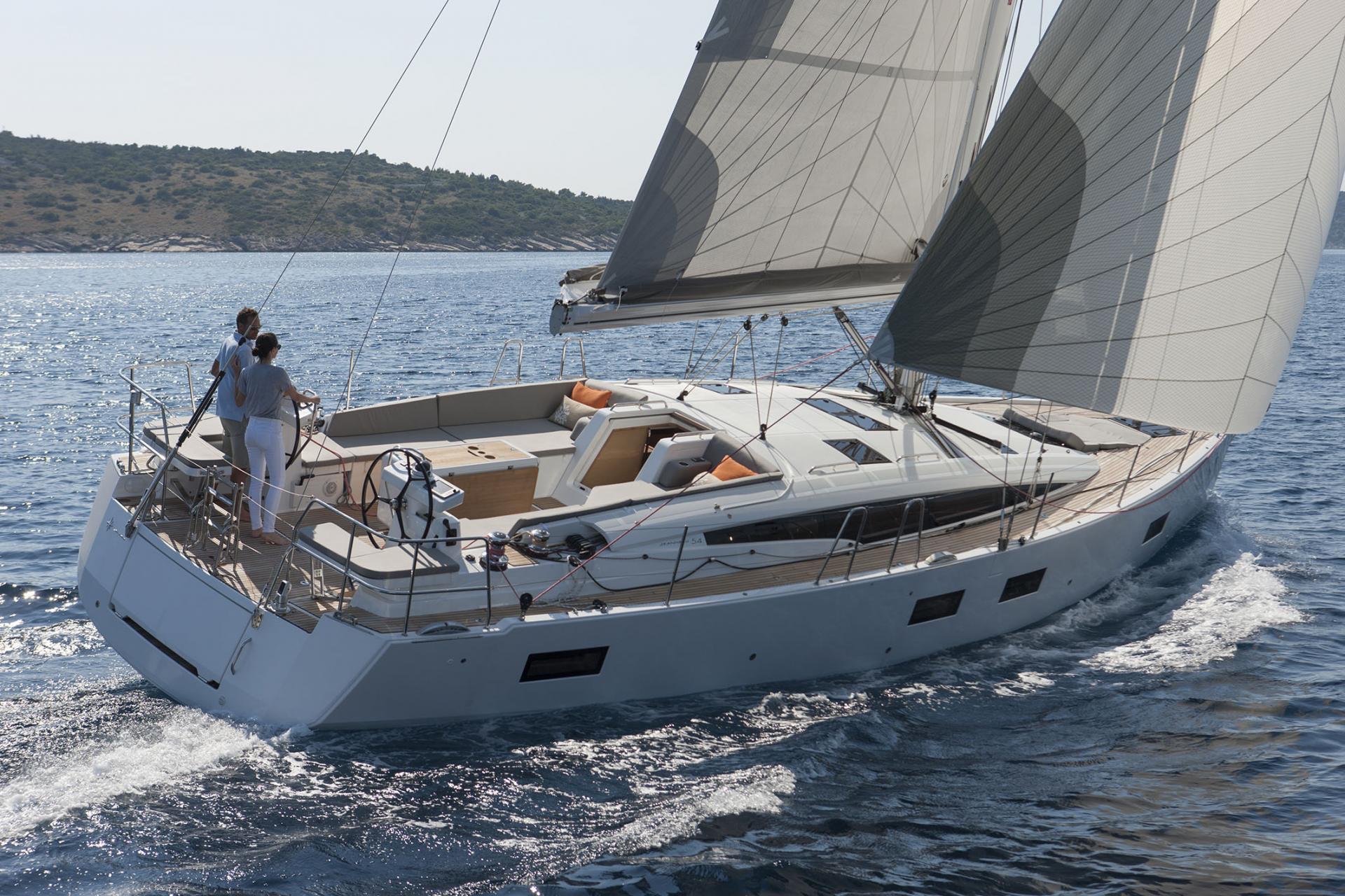 Jeanneau 54 Boat