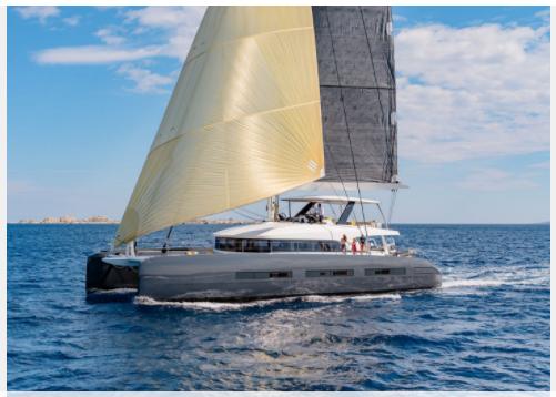 Mutlihull Sailing Lagoon Boat