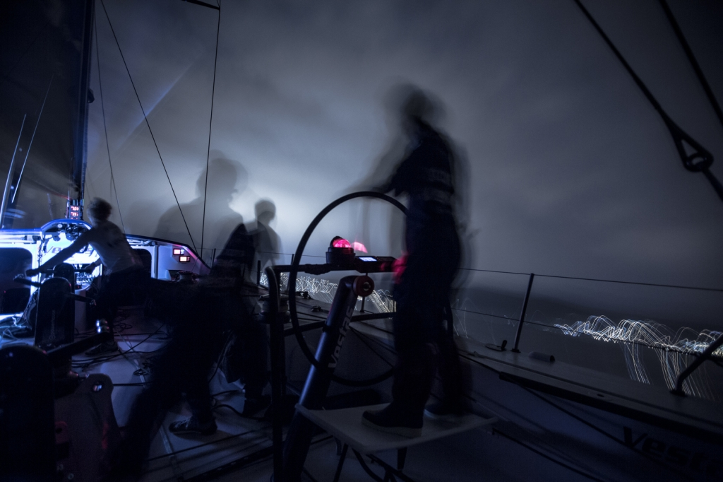Night Sailing - Seamanship at Night