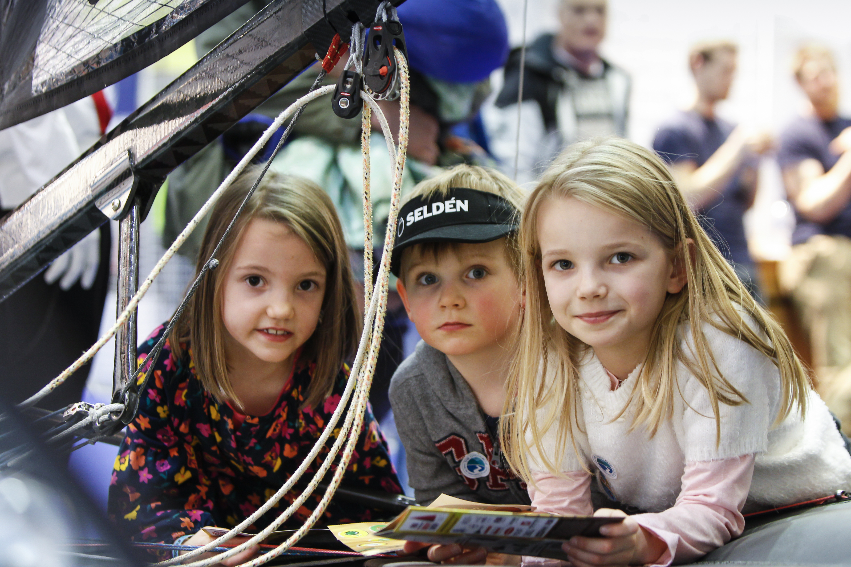 RYA Dinghy Show Treasure Hunt for Children 2018