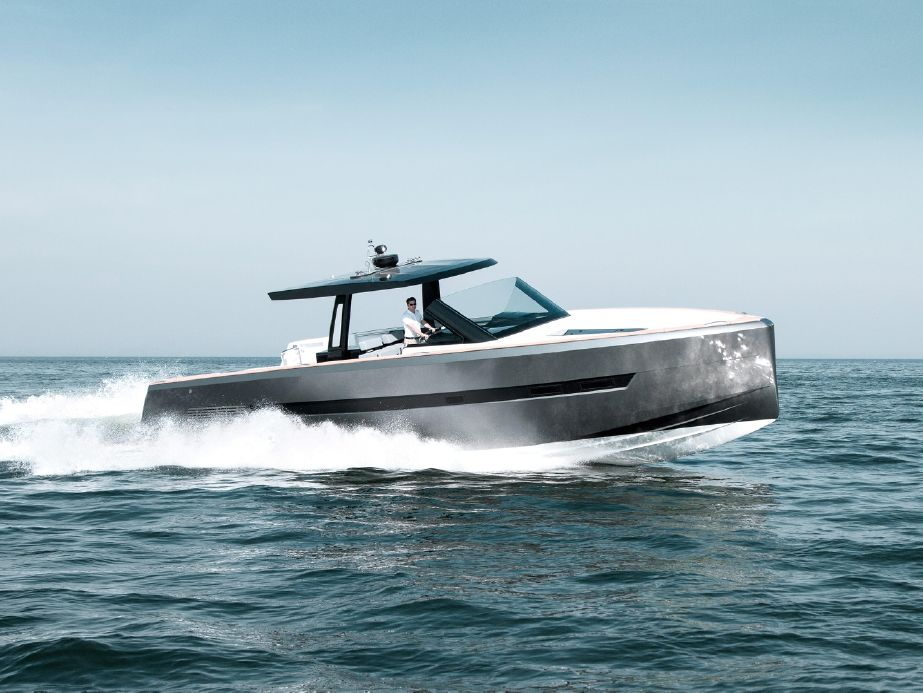 Fjord 48 Open Party Power Boat