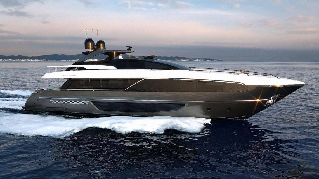 Riva 100 Corsaro Luxury Party PowerBoat