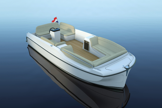 Interboat Monohull Party Boat