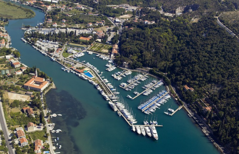 ACI Marina Dubrovnik Superyachts and Boats in Croatia