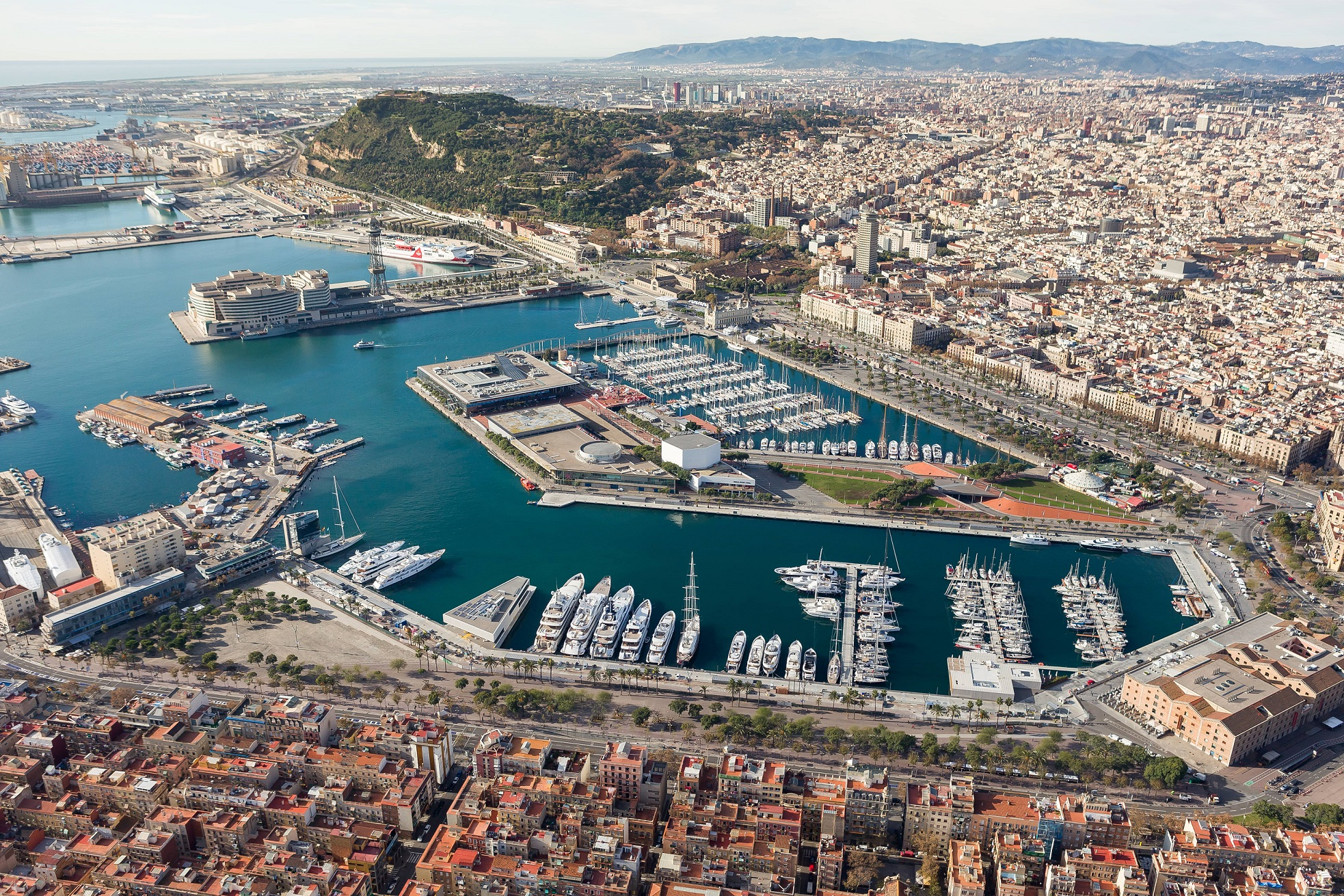 OneOcean Port Vell Yachts and Boats in Barcelona
