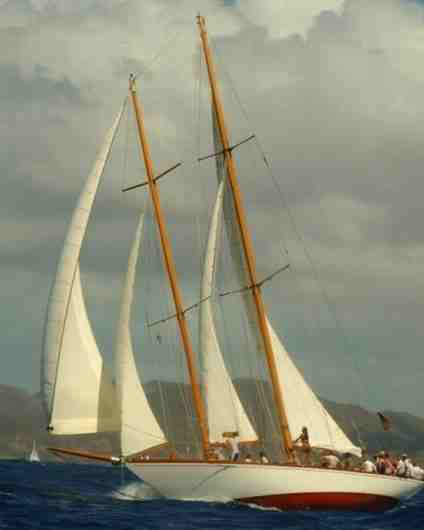 Schooner for Sale in the UK