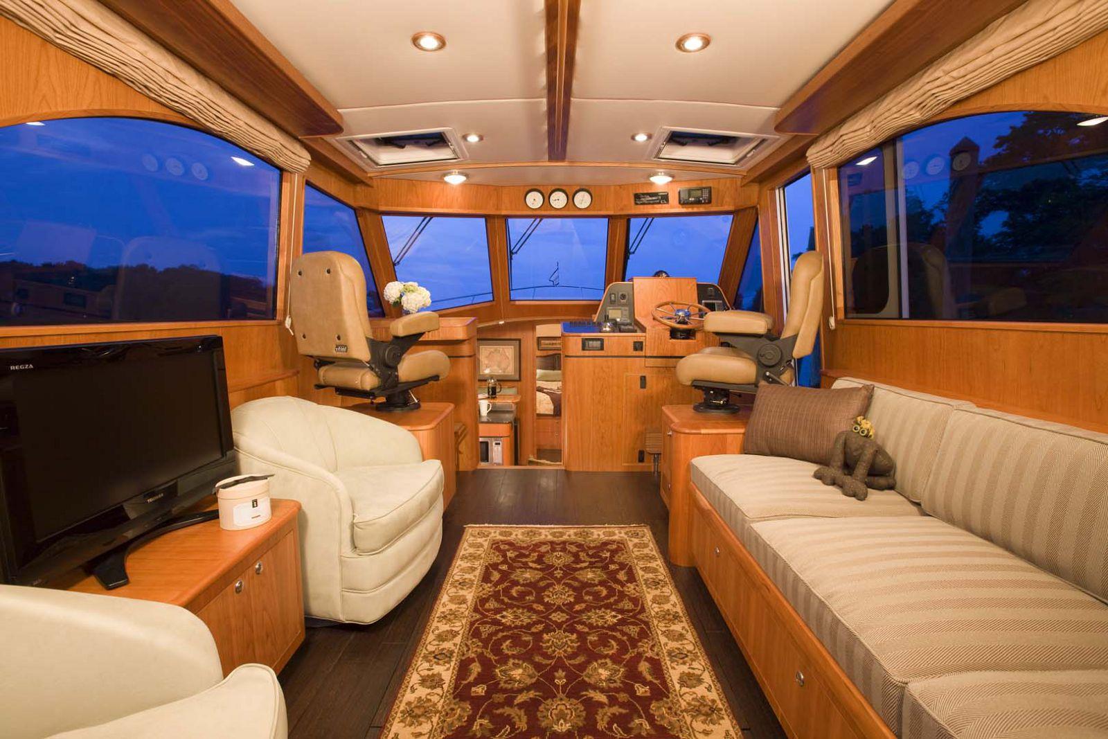 Legacy Yachts Custom Interiors