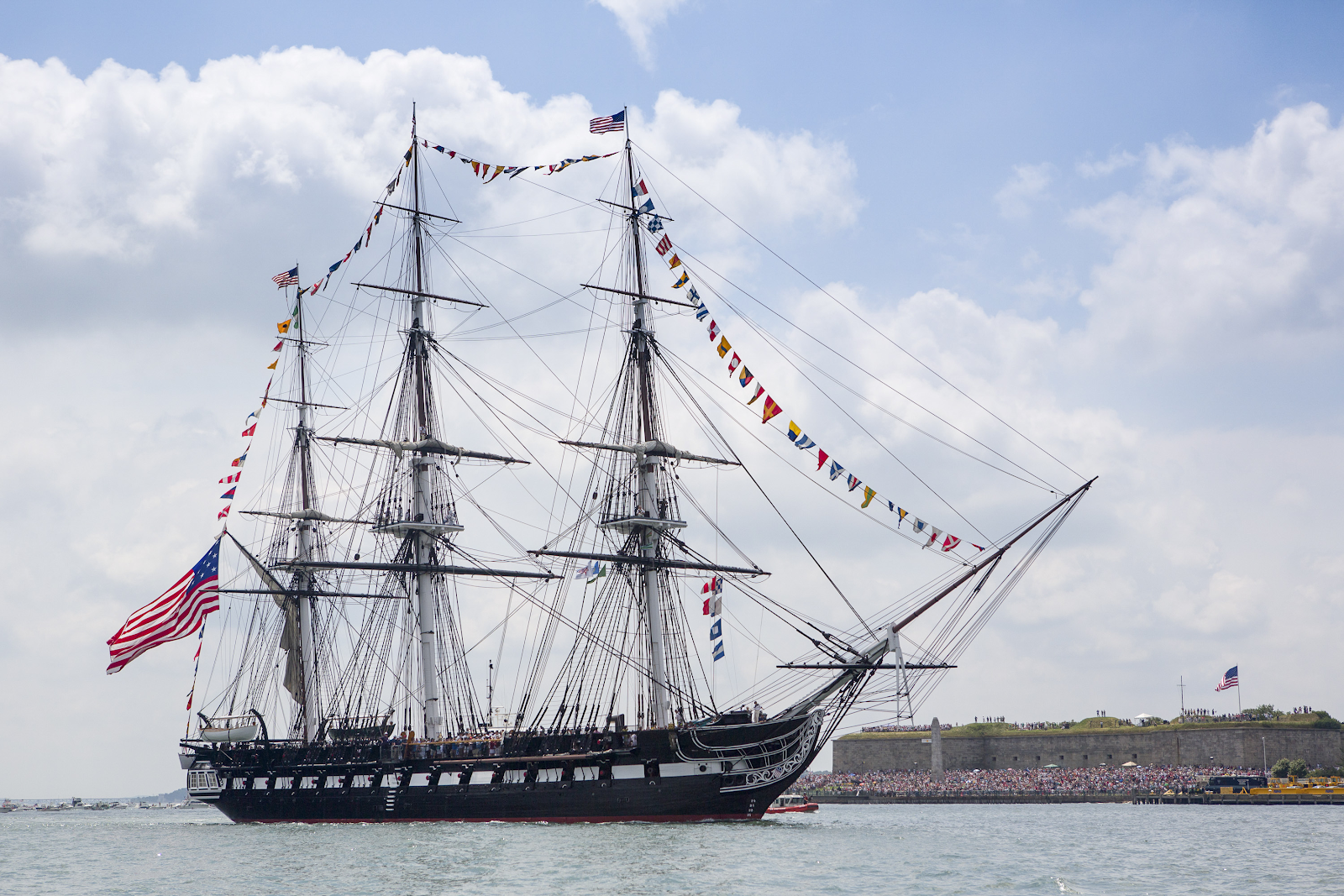 USS Constitution Ship