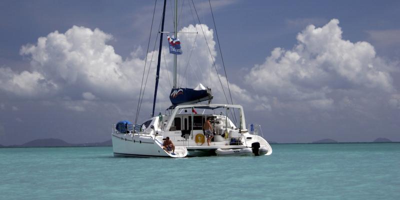Multihulls Boat